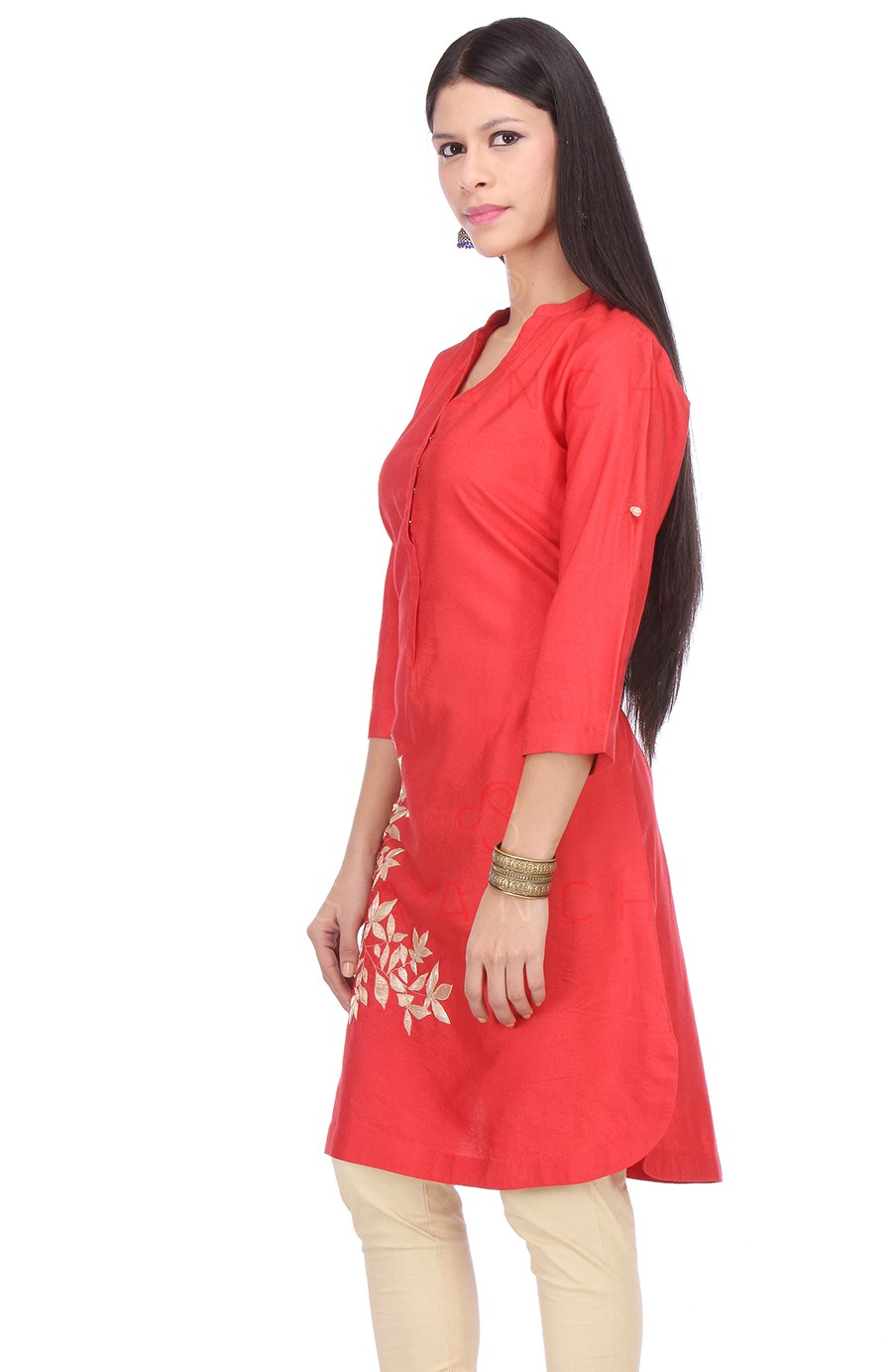 Tunic Red